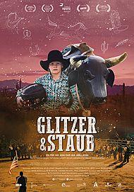 "Movie poster for ""GLITZER & STAUB"""