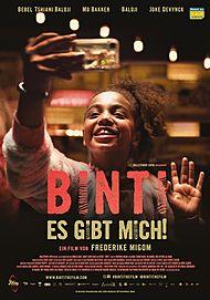 """Filmplakat für """"BINTI – ES GIBT MICH!"""""""