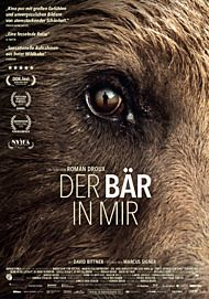 """Movie poster for """"DER BÄR IN MIR - FILMSTART IN ÖSTERREICH"""""""