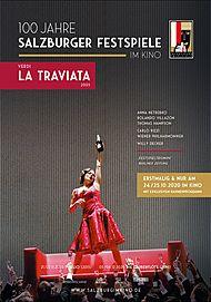 "Filmplakat für ""SALZBURG IM KINO 20/21: VERDI - LA TRAVIATA"""