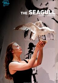 "Movie poster for ""THE SEAGULL"""