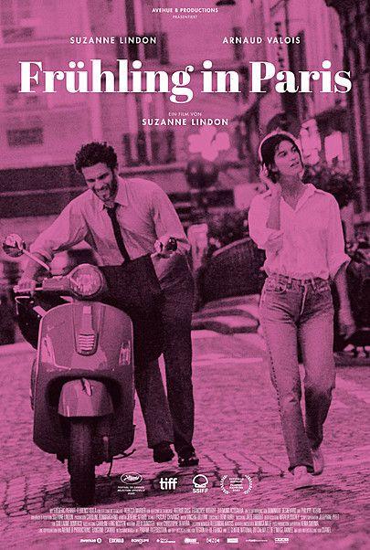 """Filmplakat für """"FRÜHLING IN PARIS"""""""