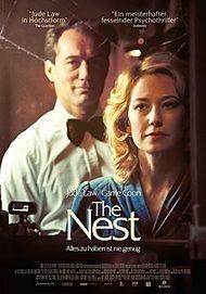 """Filmplakat für """"THE NEST - ALLES ZU HABEN IST NIE GENUG"""""""
