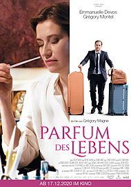 """Movie poster for """"LES PARFUMS"""""""