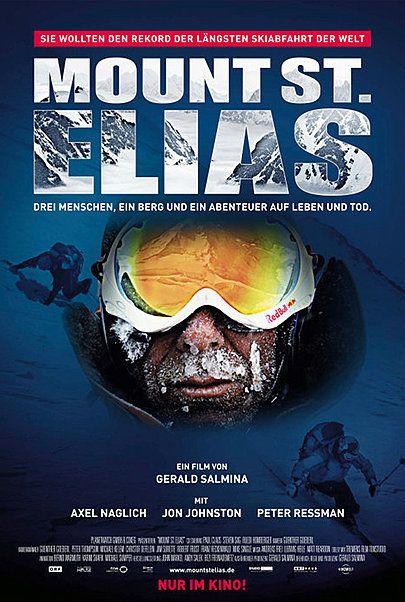 """Filmplakat für """"MOUNT ST: ELIAS"""""""