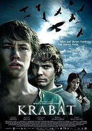 """Movie poster for """"Krabat"""""""