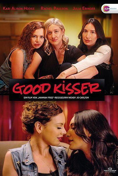 """Filmplakat für """"GOOD KISSER"""""""