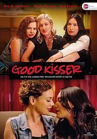 "Movie poster for ""GOOD KISSER"""