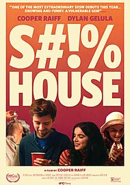 "Movie poster for ""SHITHOUSE"""