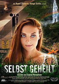 """Movie poster for """"SELBST GEHEILT"""""""