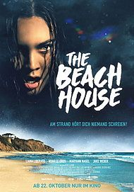 "Filmplakat für ""THE BEACH HOUSE"""