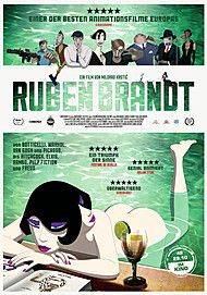 """Filmplakat für """"RUBEN BRANDT"""""""