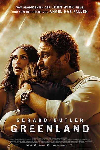 """Filmplakat für """"GREENLAND"""""""