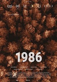 "Movie poster for ""1986"""