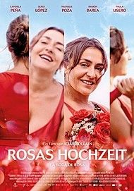 """Movie poster for """"ROSA'S WEDDING"""""""