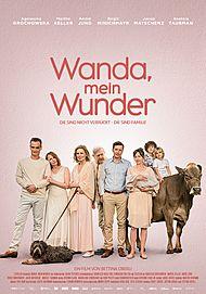 "Movie poster for ""MY WONDERFUL WANDA"""