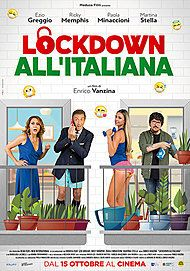 "Movie poster for ""Lockdown All'Italiana"""