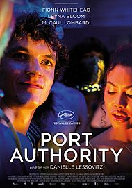 "Movie poster for ""PORT AUTHORITY"""