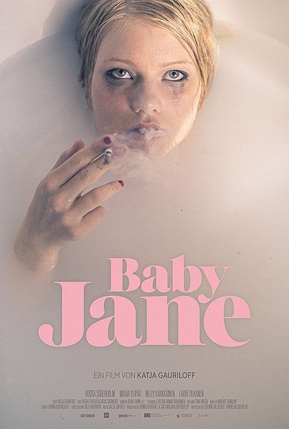 "Movie poster for ""BABY JANE"""
