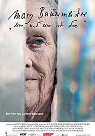 """Filmplakat für """"MARY BAUERMEISTER - EINS UND EINS IST DREI"""""""