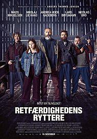 Plakat for RETFÆRDIGHEDENS RYTTERE