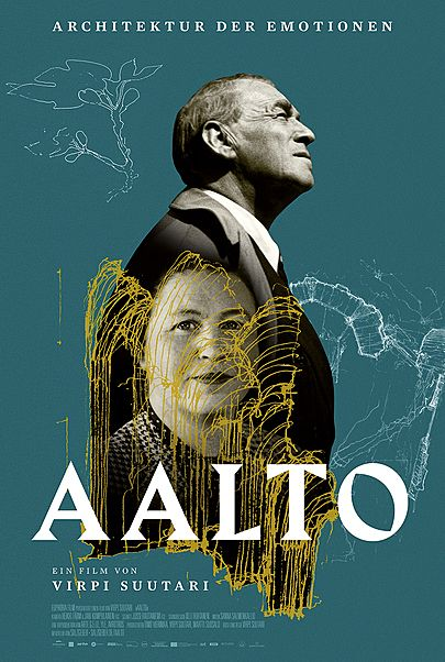"Movie poster for ""AALTO"""