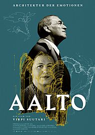 """Movie poster for """"AALTO"""""""