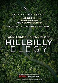 """Filmplakat für """"HILLBILLY-ELEGIE"""""""