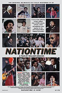 "Movie poster for ""NATIONTIME"""