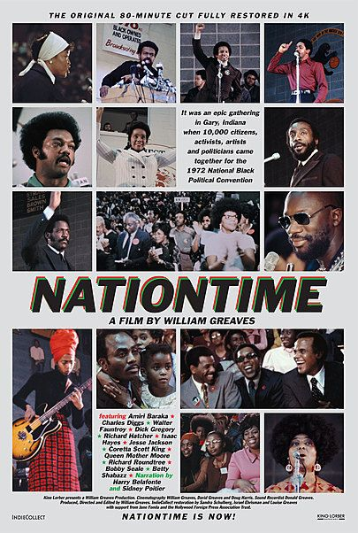 """Movie poster for """"NATIONTIME"""""""