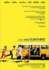 "Affiche du film ""LITTLE MISS SUNSHINE """