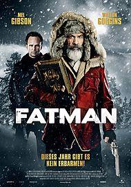 """Filmplakat für """"FATMAN"""""""