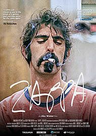 "Movie poster for ""ZAPPA"""