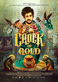"Movie poster for ""CROCK OF GOLD"""