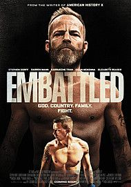 """Movie poster for """"EMBATTLED"""""""