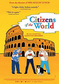 "Movie poster for ""CITIZENS OF THE WORLD"""