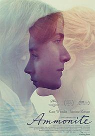 """Filmplakat für """"AMMONITE"""""""