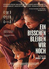 """Filmplakat für """"Ein bisschen bleiben wir noch"""""""