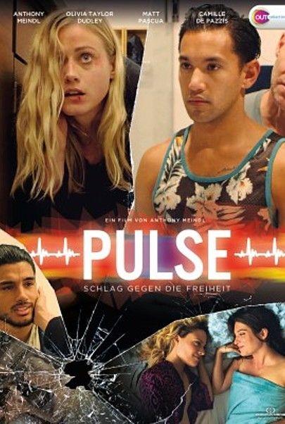 """Filmplakat für """"PULSE - SCHLAG GEGEN DIE FREIHEIT"""""""