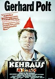 "Movie poster for ""KEHRAUS (WA: 2020)"""