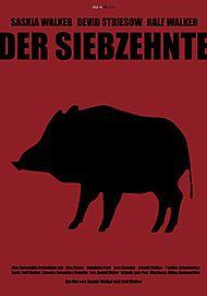 """Movie poster for """"DER SIEBZEHNTE"""""""