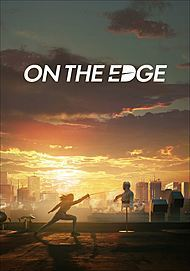 "Movie poster for ""ON THE EDGE"""