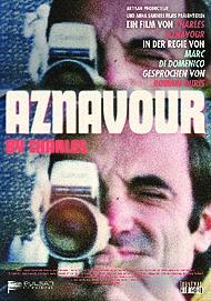 """Filmplakat für """"AZNAVOUR BY CHARLES"""""""