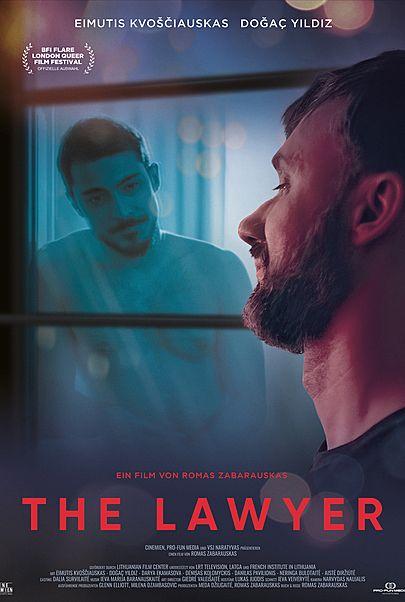 """Filmplakat für """"THE LAWYER"""""""