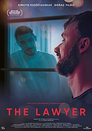 "Filmplakat für ""THE LAWYER"""