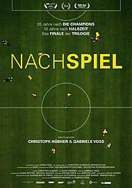"""Filmplakat für """"NACHSPIEL"""""""