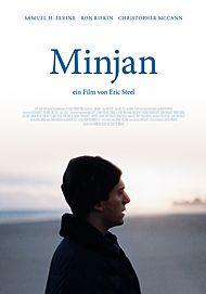 "Movie poster for ""MINJAN"""