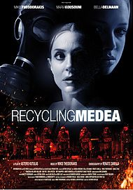 "Movie poster for ""RECYCLING MEDEA"""