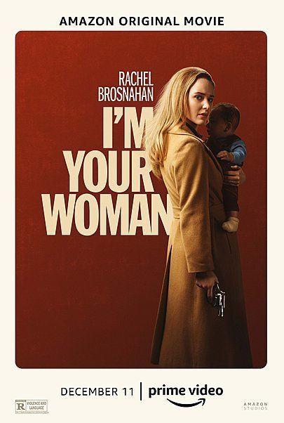 "Movie poster for ""I'M YOUR WOMAN"""