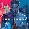 """Movie poster for """"ARCHENEMY"""""""